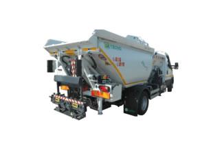 Equipos de recogida de residuos urbanos Tecno BVO