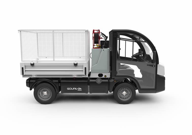 Suministro de vehículos modernos e innovadores para la gestión de residuos y el mantenimiento urbano