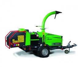 Maquinaria de jardinería y forestal - Biotrituradoras ARBORIST 200 GREEN MECH