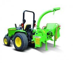 Maquinaria de jardinería y forestal - Biotrituradoras ECO TMP 150 GREEN MECH