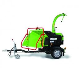 Maquinaria de jardinería y forestal - Biotrituradoras QUADCHIP 160 GREEN MECH