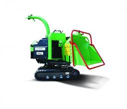 Maquinaria de jardinería y forestal - Biotrituradoras QUADTRAK 160 GREEN MECH