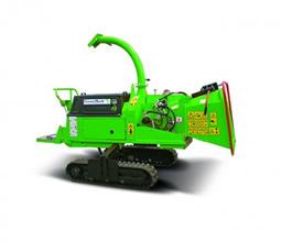 Maquinaria de jardinería y forestal - Biotrituradoras SAFE-TRAK 16-23 GREEN MECH