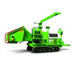 Maquinaria de jardinería y forestal - Biotrituradoras SAFE-TRAK 19-28 GREEN MECH