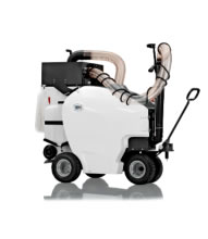 Máquinas de aspiración 100% eléctricas TSM ARIA