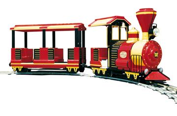 Trenes turísticos para ocio urbano 507 OLD TIME