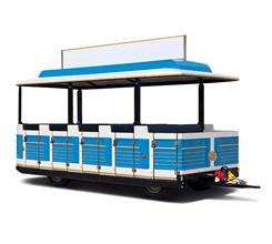 Trenes turísticos para ocio urbano - Línea A 91S