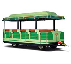 Trenes turísticos para ocio urbano - Línea A 94