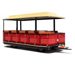 Trenes turísticos para ocio urbano - Línea A 94S