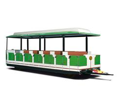 Trenes turísticos para ocio urbano - Línea A 98