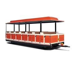 Trenes turísticos para ocio urbano - Línea A 98S