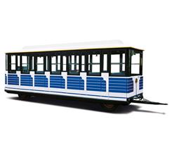 Trenes turísticos para ocio urbano - Línea C 98A