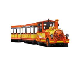 Trenes turísticos para ocio urbano