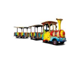 Trenes turísticos para ocio urbano - Línea infantil