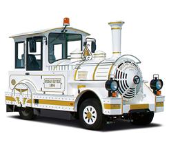 Trenes turísticos para ocio urbano - Línea Muson River eléctrica
