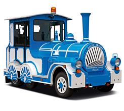 Trenes turísticos para ocio urbano - Línea P90 2011