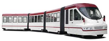 Trenes turísticos para ocio urbano TM 970