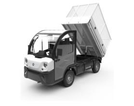 Vehículos eléctricos GOUPIL para servicios