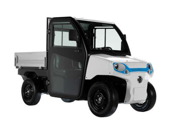 Vehículos eléctricos para servicios GOUPIL G2