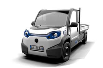 Vehículos eléctricos para servicios GOUPIL G6