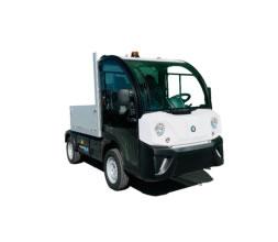 Tractora eléctrica para servicios y semirremolques Urbaplus