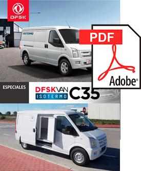Vehículos para trabajos de mantenimiento carrozados C35